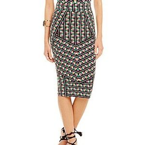 NEW Gianni Bini Bethany Pencil Skirt
